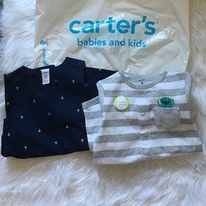 Carter's babies bundle of 2